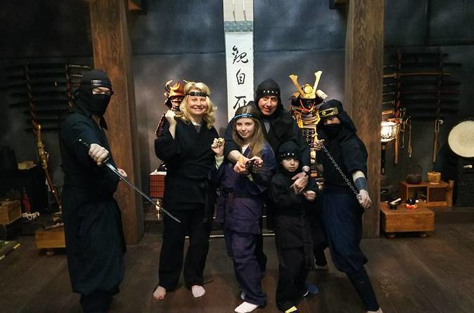 Entry Level Ninja Experience Tour