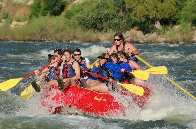 Full day rafting on the yellowstone river in gardiner 185087