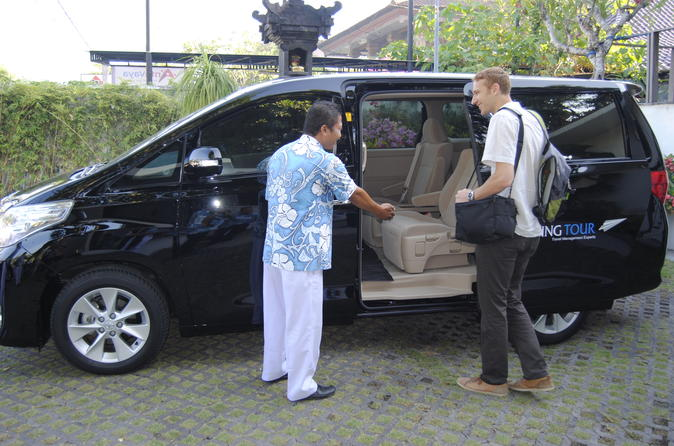 Private Custom Luxury Tour: Bali Your Way with Driver and Charter Car