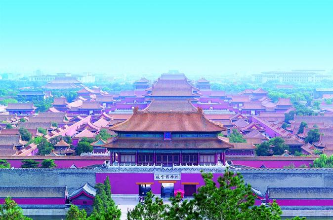 4-Day Private Tour Including Beijing, Shanghai And Hangzhou