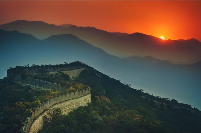 4-Day Private Tour of Beijing Including Peking Duck Lunch