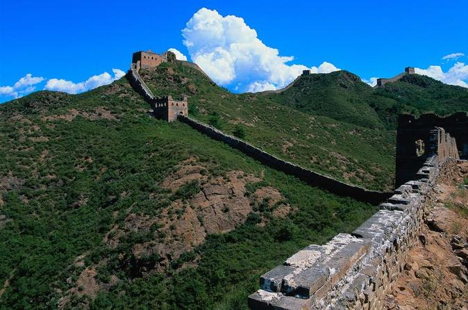 6-Day private Tour Including Great Wall,Terracotta Worriers and Shaolin Temple