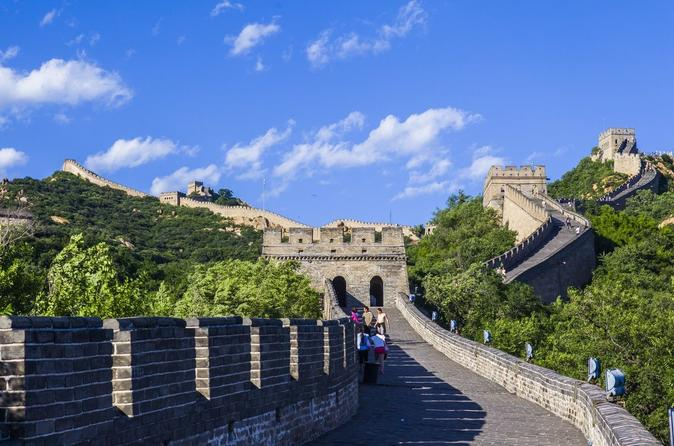 8-Day Classic Private China Tour Combo Package to Beijing, Xi'an and Shanghai