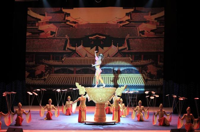 Beijing 2-Day Private Tour with Mutianyu Great Wall, Forbidden City, and Acrobatics show charge