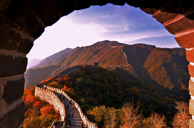 Private 2 Day Beijing Tour Including Mutianyu Great Wall And Longqing Gorge