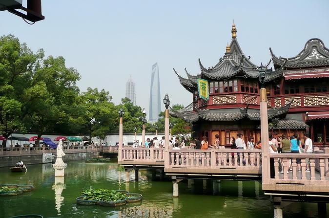 Private 2 Day Shanghai tour
