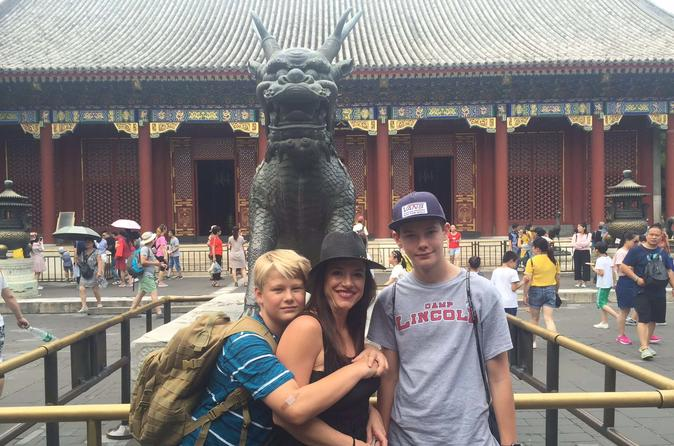Private 3-Day Beijing With Great Wall, Summer Palace
