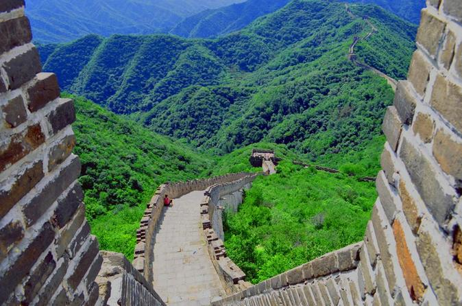 Private Beijing Day Trip Including Forbidden City And Mutianyu Great Wall