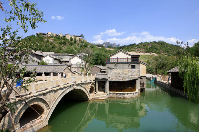 Private Beijing Gubei Water Town Day Tour With English Speaking Driver