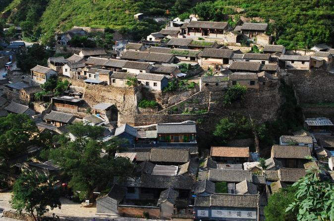 Private Beijing One Day Tour: Cuandixia village and afternoon tea tasting