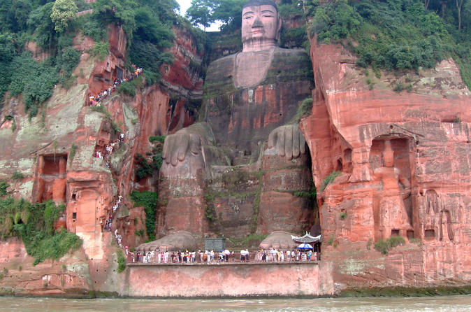 Private Day Tour: Leshan Buddha of Chengdu