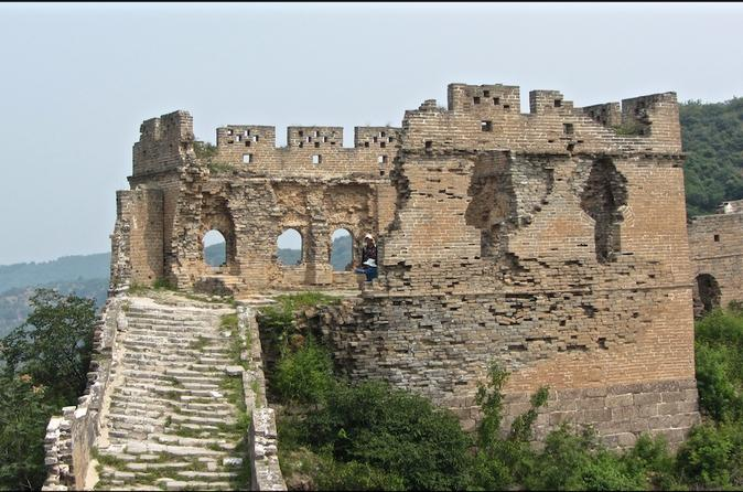 Private Day Tour of Jinshanling Great Wall from Beijing