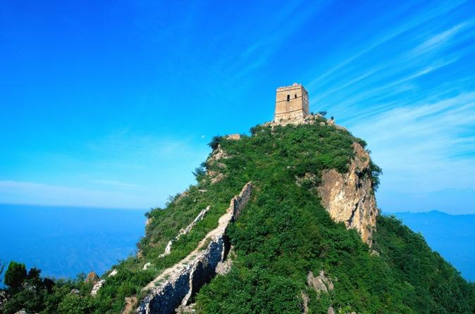 Private Day Tour of Simatai Great Wall from Beijing