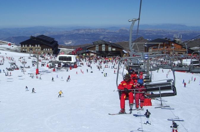 Private Day Trip to Beijing Nanshan Ski Resort