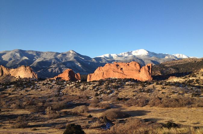 Garden of the gods historical tour in colorado springs 185773