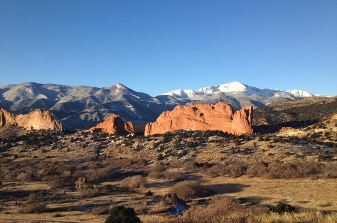 Garden Of The Gods Photo Tour