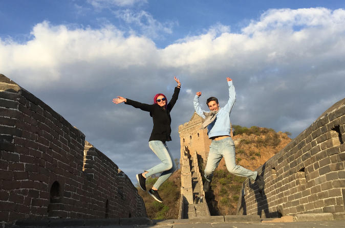 Full Day Everything Great Wall Tour in Beijing