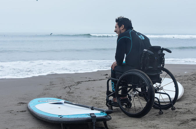 Adapted Surfing