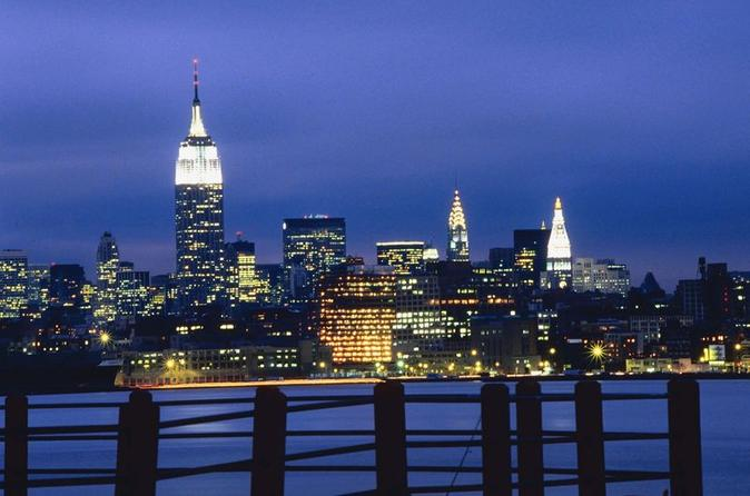 Private New York City Night Tour with Driver-Guide