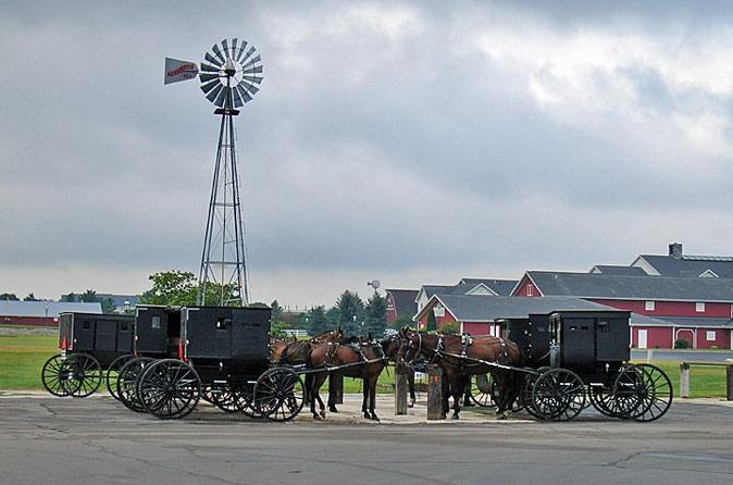 Private New York Day Trip to Amish Country with Amish Mennonite Guides