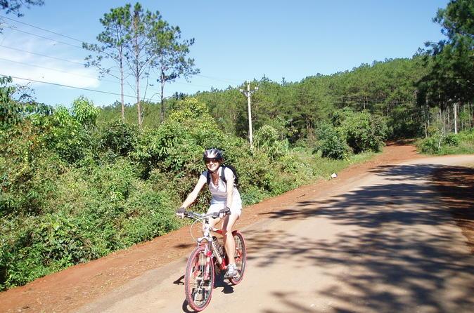 Bike from Dalat to Mui Ne