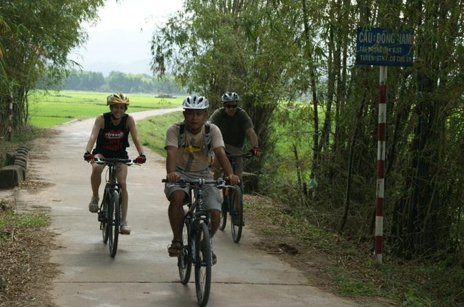 Bike Tour to My Son Sanctuary from Hoi An