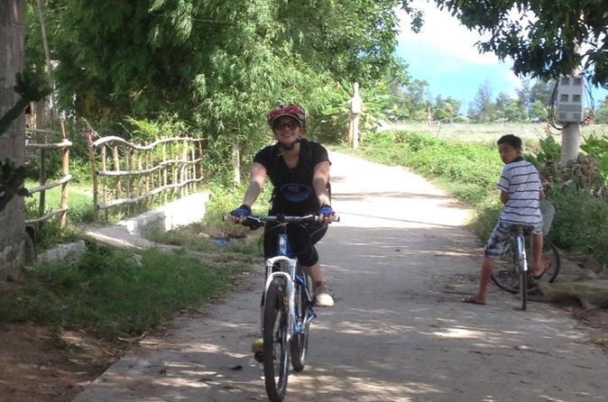 Full-Day Bike Tour from Hue to Hoi An