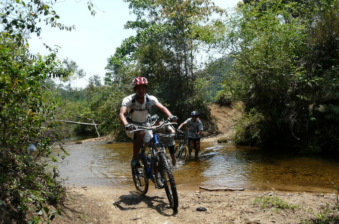 Mountain Bike Tour of Langbiang Mountain and Bidoup Nui Ba National Park