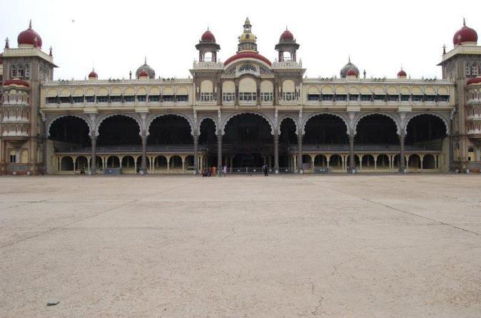 Mysore Private Tour : Srirangapatana Mysore Palace Nandi Bull Chamundi Hills Spice Markets Ex Bangalore