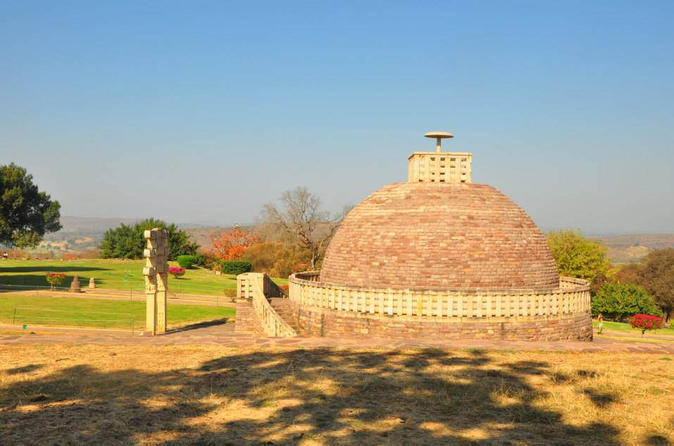 Private Bhopal Tour: Sanchi And Udaypur Temple