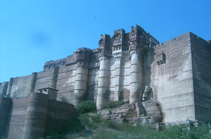 Private Full-Day Tour to Bishnoi Villages and Mehrangarh Fort in Jodhpur