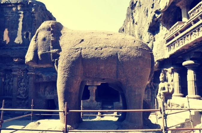 Private Tour: Ajanta Caves Day Tour in Aurangabad