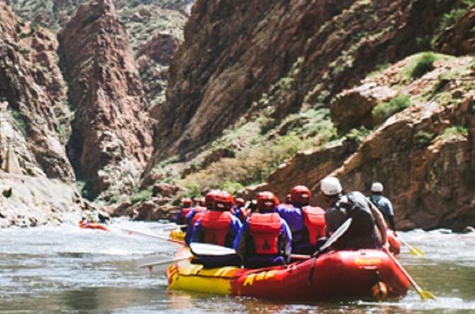 Half day royal gorge rafting adventure in ca on city 252928
