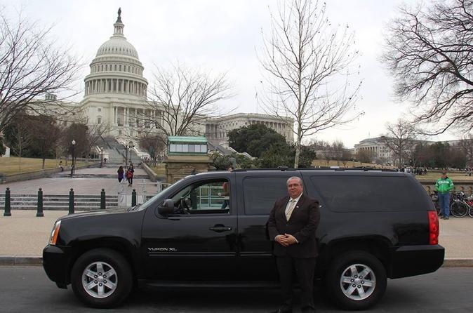 City Tour privado em Washington DC