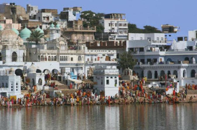 Cultural Tour from Jodhpur to Pushkar to Jaipur