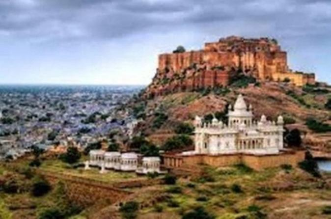 Jain temple full day tour from jodhpur to udaipur in jodhpur 188800
