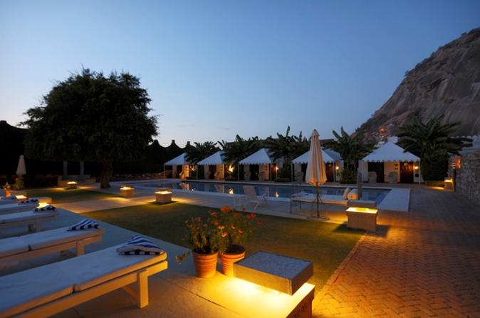 Jodhpur To Udaipur With 1 Night Stay At Narlai