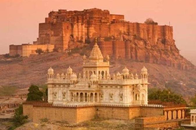 Private Full-Day Jodhpur City Tour and Camel Safari