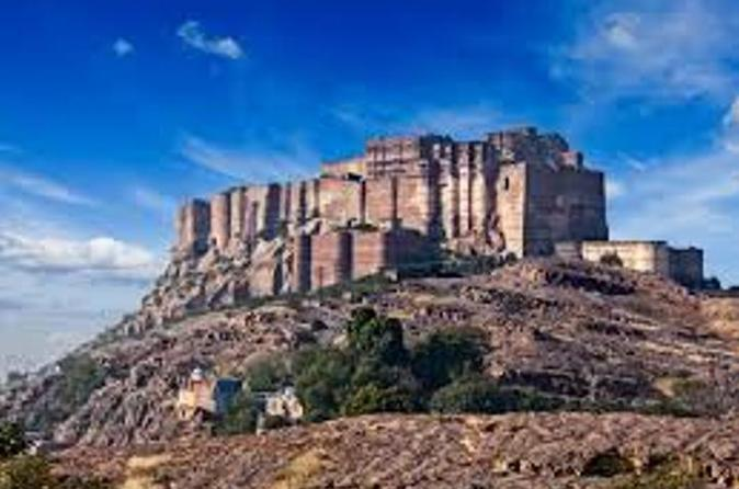 Private Jodhpur City Tour and Camel Safari