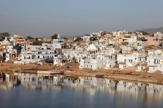 Private Transfer From Jaisalmer To Pushkar