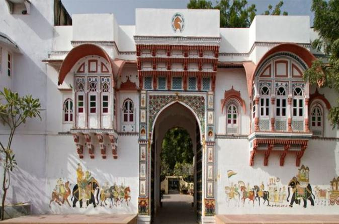 Private Transfer From Jodhpur To Rohet Garh
