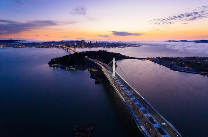 San Francisco City Lights Flight