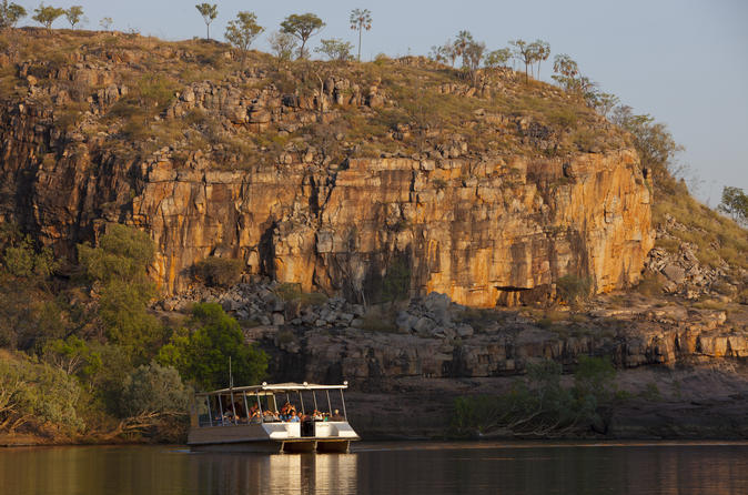 Katherine gorge cruise in nitmiluk national park in katherine 234824