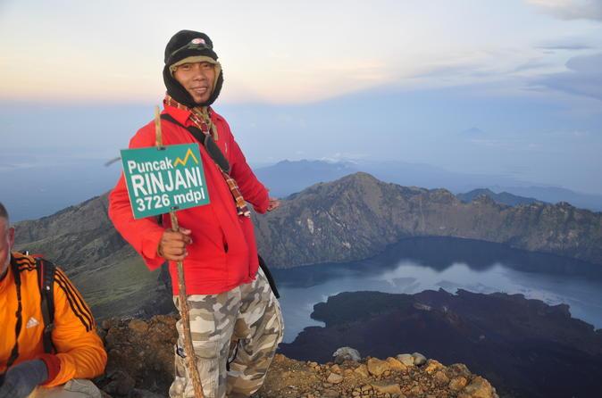 3 day mt rinjani trekking tour from lombok in mataram 219411