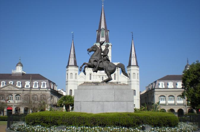 Three hour city tour of new orleans in new orleans 205259