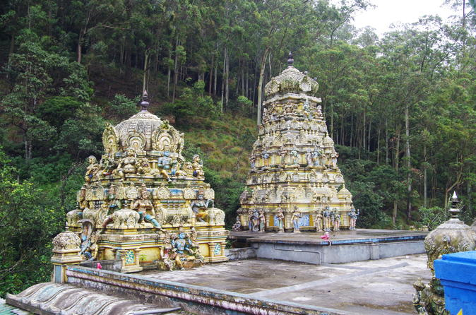8-Day Private Ramayana Trail Tour from Colombo