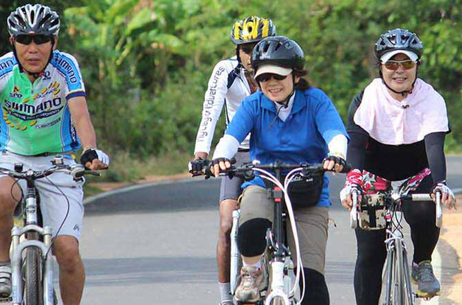Cycling Day Tour in Bentota