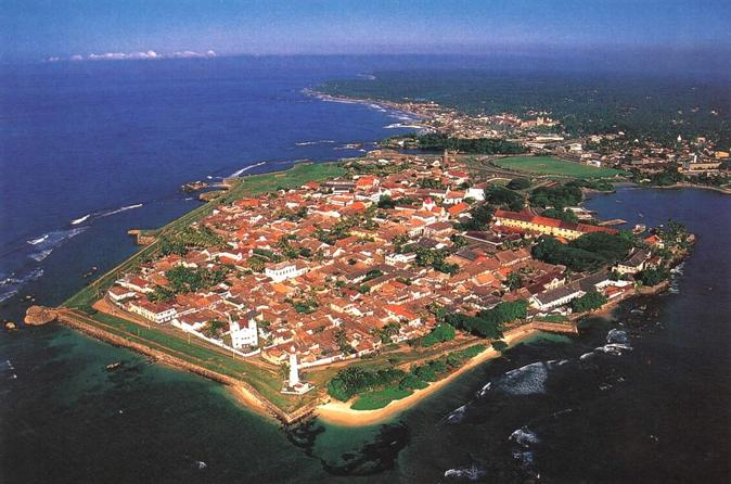 Southern Sri Lanka Sightseeing Private Day Trip
