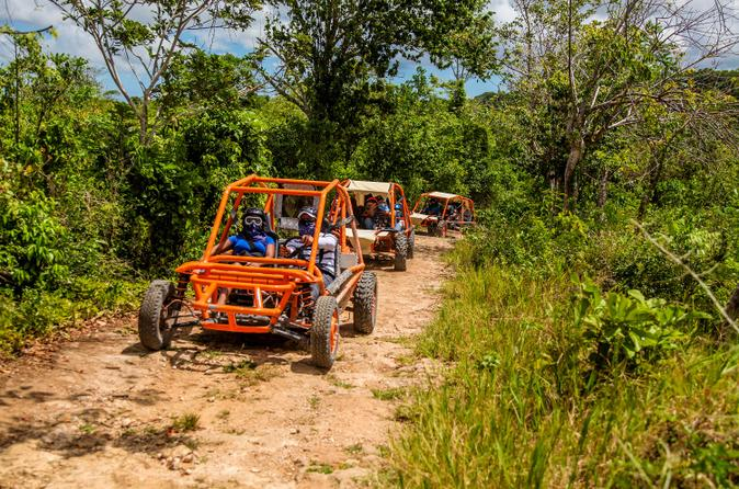 Flintstones buggy adventure from punta cana in punta cana 220492