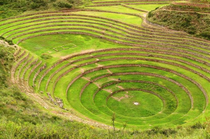 Viagem diurna particular por Maras, Moray e Chinchero saindo de Cusco